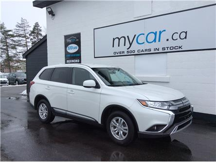 2020 Mitsubishi Outlander ES (Stk: 210080) in Ottawa - Image 1 of 21
