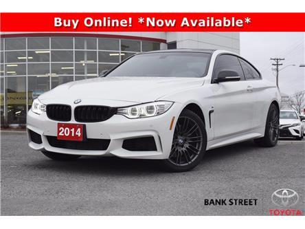 2014 BMW 435i xDrive (Stk: 28845A) in Ottawa - Image 1 of 25