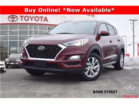 2020 Hyundai Tucson Preferred (Stk: U3628) in Ottawa - Image 1 of 24