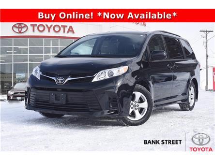 2018 Toyota Sienna LE 8-Passenger (Stk: U3658) in Ottawa - Image 1 of 26