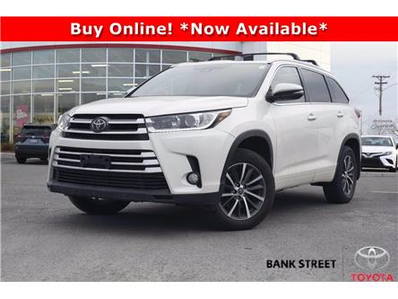 2018 Toyota Highlander XLE (Stk: L28838) in Ottawa - Image 1 of 25