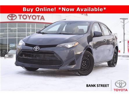 2017 Toyota Corolla CE (Stk: L28375) in Ottawa - Image 1 of 23