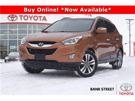 2014 Hyundai Tucson Limited (Stk: 28937A) in Ottawa - Image 1 of 25