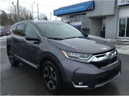 2017 Honda CR-V Touring (Stk: 210073) in Ottawa - Image 1 of 25
