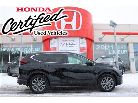 2020 Honda CR-V Sport (Stk: U9920) in Greater Sudbury - Image 1 of 35