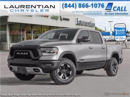2021 RAM 1500 Rebel (Stk: 21209) in Sudbury - Image 1 of 23