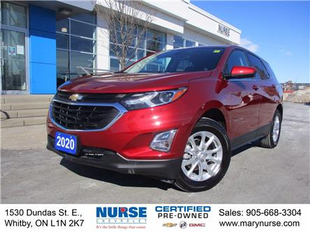 2020 Chevrolet Equinox LT (Stk: 10X484) in Whitby - Image 1 of 28