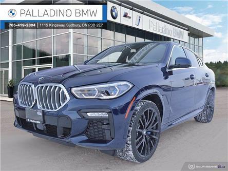 2021 BMW X6 xDrive40i (Stk: 0274) in Sudbury - Image 1 of 26