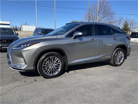 2020 Lexus RX 450h Base (Stk: 395-76) in Oakville - Image 1 of 21