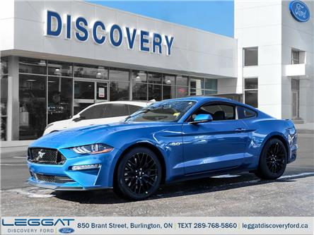 2021 Ford Mustang GT Premium (Stk: MU21-08794) in Burlington - Image 1 of 18