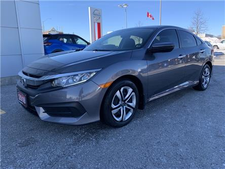 2018 Honda Civic LX (Stk: JH041159) in Bowmanville - Image 1 of 14