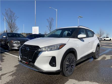 2021 Nissan Kicks SV (Stk: ML470616) in Bowmanville - Image 1 of 9