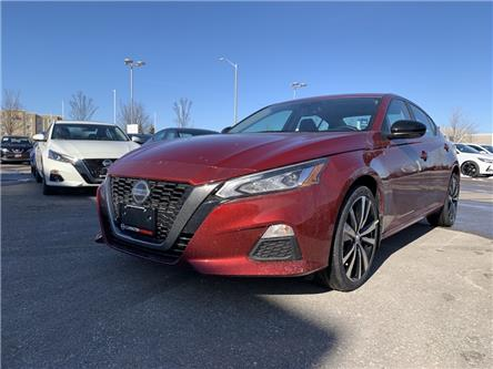 2021 Nissan Altima 2.5 SR (Stk: MN345599) in Bowmanville - Image 1 of 3