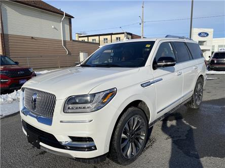 2021 Lincoln Navigator Reserve (Stk: 21069) in Cornwall - Image 1 of 16