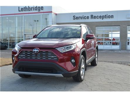 2019 Toyota RAV4 Hybrid Limited (Stk: 1RA7721A) in Lethbridge - Image 1 of 28