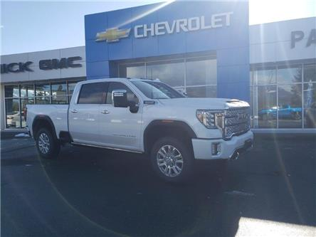 2021 GMC Sierra 3500HD Denali (Stk: 21T106) in Port Alberni - Image 1 of 29