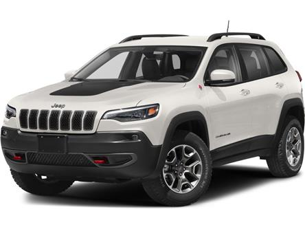 2019 Jeep Cherokee Trailhawk (Stk: 68431) in Sudbury - Image 1 of 2