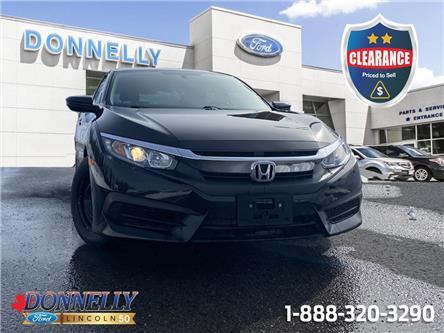 2018 Honda Civic LX (Stk: CLDT1513B) in Ottawa - Image 1 of 24