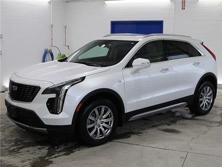 2021 Cadillac XT4 Premium Luxury (Stk: 21252) in Peterborough - Image 1 of 22