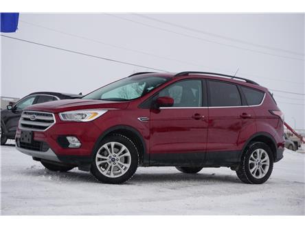 2018 Ford Escape SEL (Stk: S202477A) in Dawson Creek - Image 1 of 16