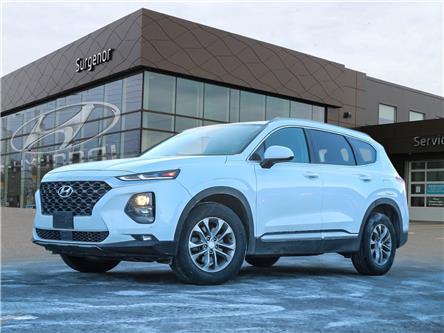 2020 Hyundai Santa Fe Essential 2.4  w/Safety Package (Stk: P41052) in Ottawa - Image 1 of 25