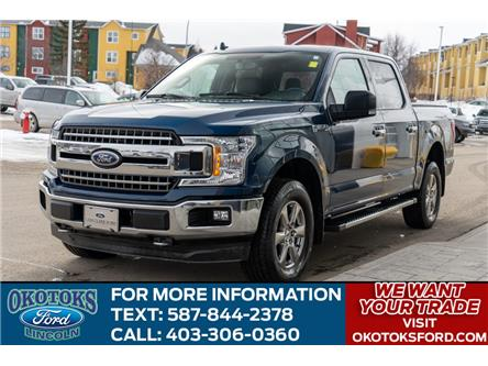 2018 Ford F-150 XLT (Stk: MK-02A) in Okotoks - Image 1 of 25