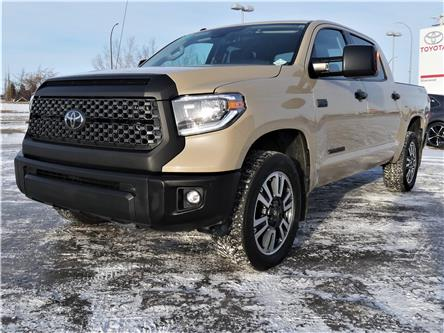 2018 Toyota Tundra SR5 Plus 5.7L V8 (Stk: 4RM075A) in Lloydminster - Image 1 of 21