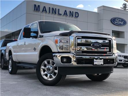 2016 Ford F-350 Lariat (Stk: 21F43518A) in Vancouver - Image 1 of 30