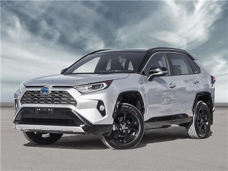 2021 Toyota RAV4 Hybrid XLE (Stk: 21RH311) in Georgetown - Image 1 of 23