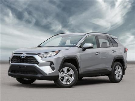 2021 Toyota RAV4 Hybrid XLE (Stk: 21RH310) in Georgetown - Image 1 of 23