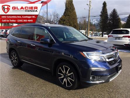 2019 Honda Pilot Touring (Stk: 9-5660-0) in Castlegar - Image 1 of 28