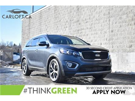 2016 Kia Sorento 3.3L EX+ (Stk: B6994) in Kingston - Image 1 of 29