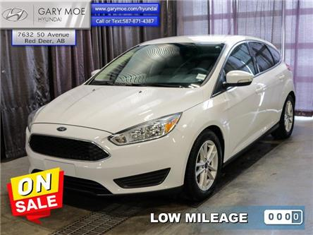 2017 Ford Focus SE Hatch (Stk: HP8527) in Red Deer - Image 1 of 22