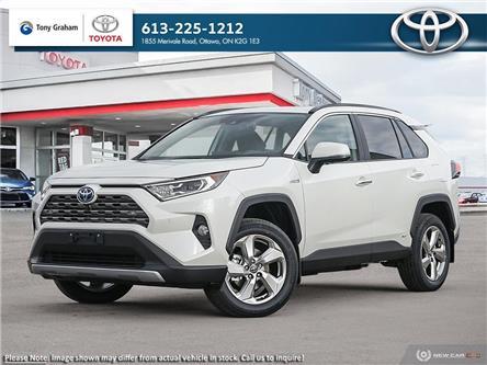 2021 Toyota RAV4 Hybrid Limited (Stk: 60199) in Ottawa - Image 1 of 23