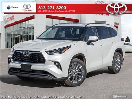 2021 Toyota Highlander Limited (Stk: 90955) in Ottawa - Image 1 of 24