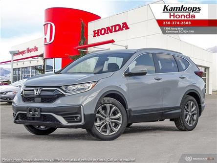 2021 Honda CR-V Sport (Stk: N15224) in Kamloops - Image 1 of 23