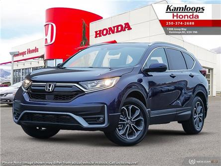 2021 Honda CR-V EX-L (Stk: N15225) in Kamloops - Image 1 of 23