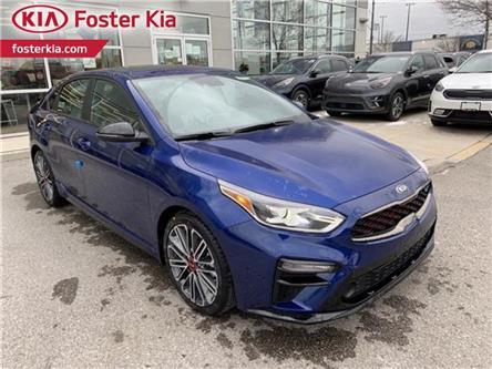 2021 Kia Forte GT (Stk: 2111499) in Toronto - Image 1 of 7