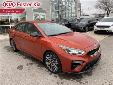 2021 Kia Forte GT Limited (Stk: 2111502) in Toronto - Image 1 of 7