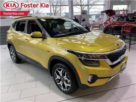 2021 Kia Seltos EX Premium (Stk: 2111528) in Toronto - Image 1 of 7