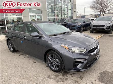 2021 Kia Forte EX Premium (Stk: 2111547) in Toronto - Image 1 of 8