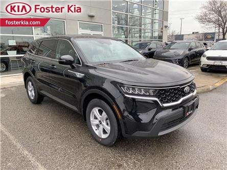 2021 Kia Sorento  (Stk: 2111555) in Toronto - Image 1 of 11