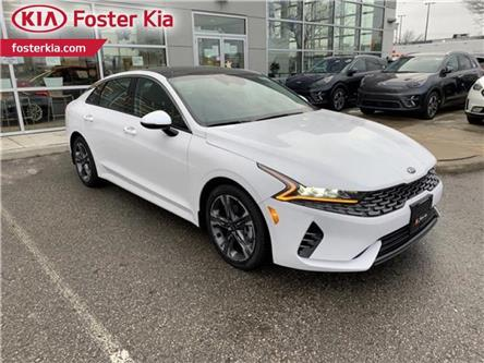 2021 Kia K5 EX (Stk: 2111535) in Toronto - Image 1 of 12