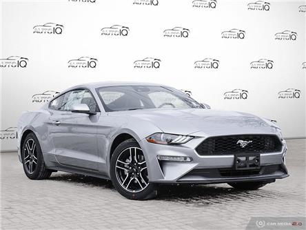 2021 Ford Mustang EcoBoost Premium (Stk: W008) in Barrie - Image 1 of 27