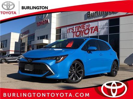 2019 Toyota Corolla Hatchback Base (Stk: 212063A) in Burlington - Image 1 of 18