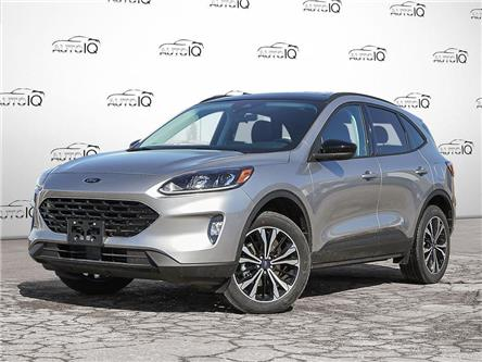 2021 Ford Escape SEL (Stk: 21E1010) in Kitchener - Image 1 of 28