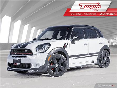 2015 MINI Countryman John Cooper Works (Stk: 21DT170C) in Carleton Place - Image 1 of 27