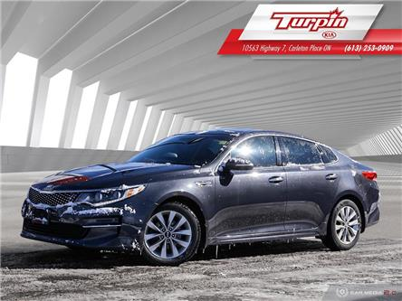 2016 Kia Optima EX (Stk: 21DT221A) in Carleton Place - Image 1 of 27
