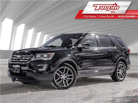 2016 Ford Explorer Sport (Stk: 21P193A) in Carleton Place - Image 1 of 27