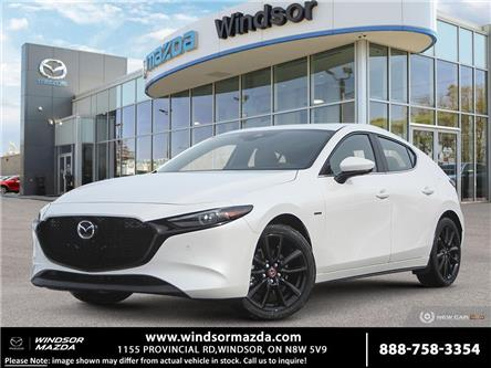 2021 Mazda Mazda3 Sport 100th Anniversary Edition (Stk: M39723) in Windsor - Image 1 of 23